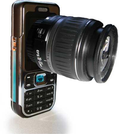Tutti gli usi (alternativi) della fotocamera