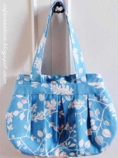 confezionare una borsa