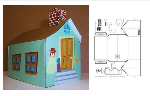 Giochi per i giorni di pioggia mamma felice for Modelli di case da costruire