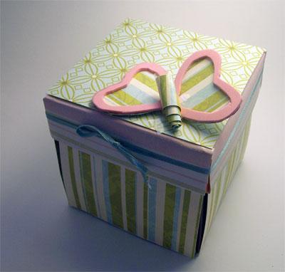 La scatola dei ricordi estivi