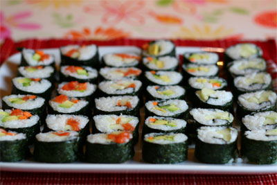 fare il sushi in casa | mamma felice - Cucinare Il Sushi