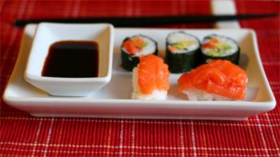 come fare il sushi passo passo