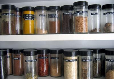 Come organizzare la dispensa della cucina