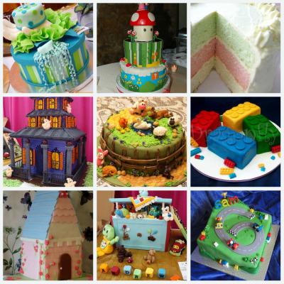 [Flickr Finds] Torte di compleanno (da sogno) per bambini