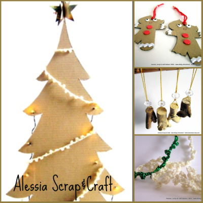 [Blog Finds] Eco Chic Craft Christmas su Alessia Scrap&Craft