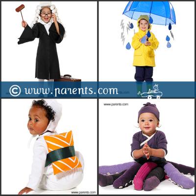 4 Costumi di Carnevale su parents.com