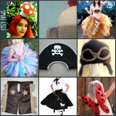 [Etsy Finds] Costumi di Carnevale