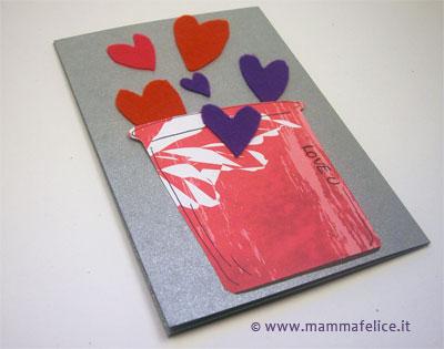San Valentino: un biglietto carico d'Amore