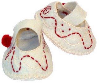 Le scarpine di Sveva: romanticismo in punta di piedi