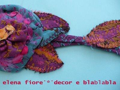 Elena Fiore e le collane decor(altro che blablabla)