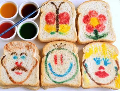 Arte e cibo: i panini di Natalia