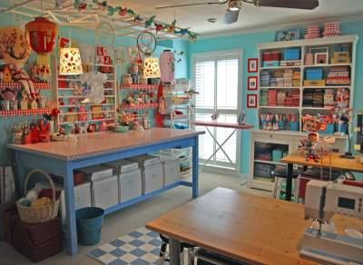 ispirazioni per creare una stanza degli hobby