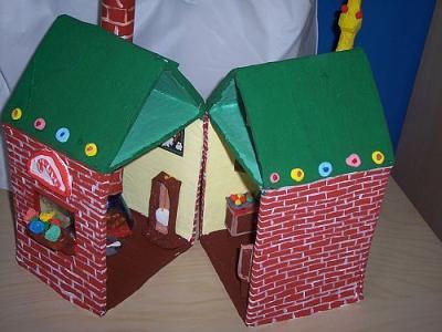 Che giochi fare in casa con i bambini malati prima parte for Case facili da costruire