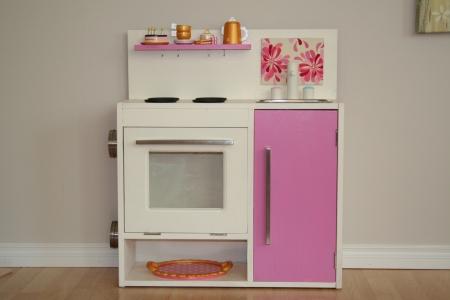 Come costruire una cucina giocattolo in legno mamma felice - Cucine giocattolo ...