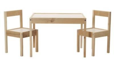L 39 ambiente nel metodo montessori e gli esercizi di vita - Tavolino e sedie bimbi ikea ...
