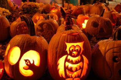 Halloween: di biscotti con la glassa e altri pasticci