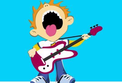 L'importanza della musica per i bambini