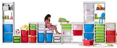 Pulizie rapide trucchi e strategie mamma felice - Ikea casa bambole ...