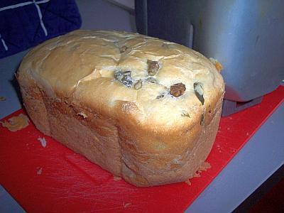Pane con le olive (nella mdp)