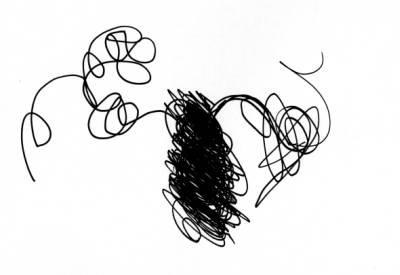 Il disegno dello scarabocchio