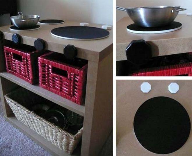 Come costruire una cucina giocattolo in legno mamma felice - Costruire una cucina ...