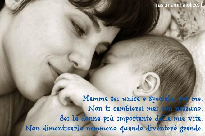 Popolare FRASI MAMMA Dediche, Aforismi, Poesie, Lettere per la mamma  VK33