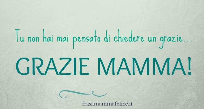 spesso FRASI MAMMA Dediche, Aforismi, Poesie, Lettere per la mamma  GR32