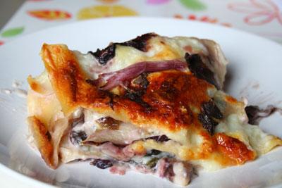 lasagne-radicchio