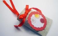 Lavoretti di Natale: portacaramelle riciclato