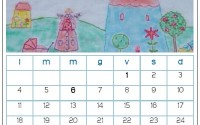 Calendario da tavolo 2010