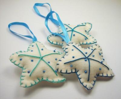 Decorazioni di natale stelle brillanti mamma felice - Decorazioni stelle di natale ...