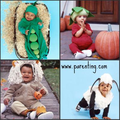 4 costumi di Carnevale su parenting.com  Mamma Felice