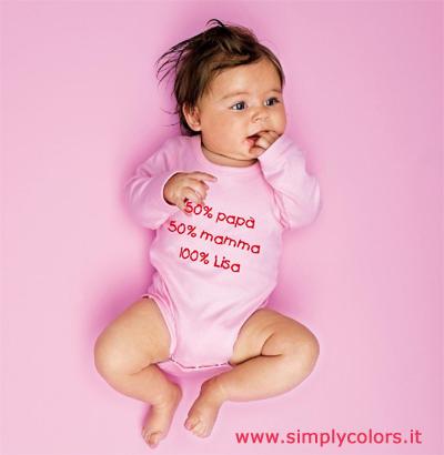 Eccezionale Benvenuto, Simply Colors! | Mamma Felice QJ24