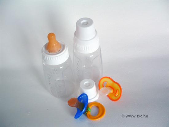 allattamento biberon
