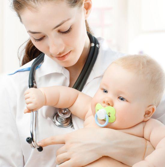 prima visita pediatrica