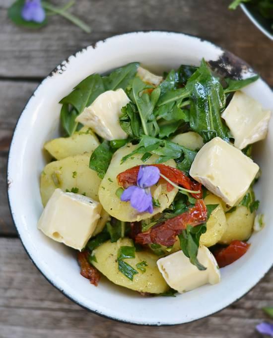 10 insalate buonissime non le solite insalate mamma felice for Ricette originali