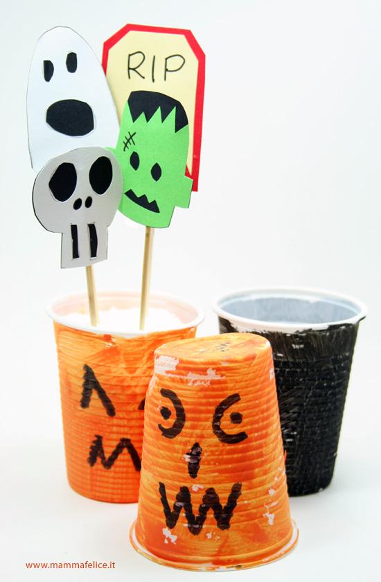 idee e lavoretti halloween