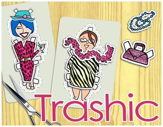 trashic fashionblog
