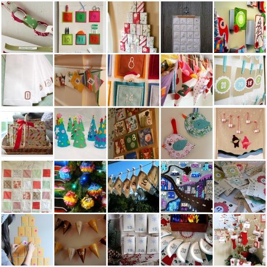 Idee Calendario.Idee Dai Blog Per Il Calendario Avvento Mamma Felice