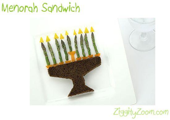 menorah-sandwich