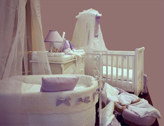 Come organizzare la cameretta del neonato mamma felice - Sponde letto bambini prenatal ...