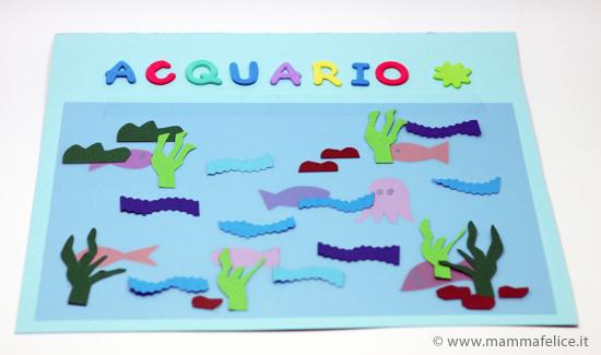 acquario di carta
