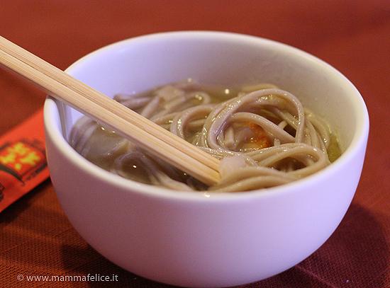 minestra noodles