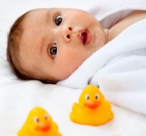 Come fare bagnetto neonato