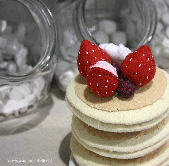 dolcetti pannolenci feltro