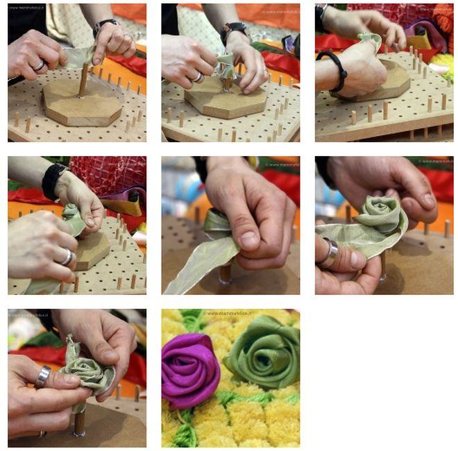 tutorial-rose-di-fettuccia-raso-con-tornio-telaio