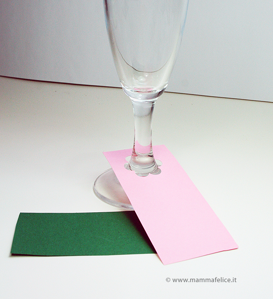 contrassegni per bicchieri