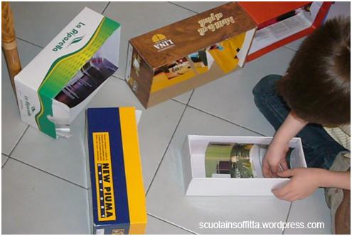 Come costruire una casa per le bambole mamma felice - Scatole scarpe ikea ...