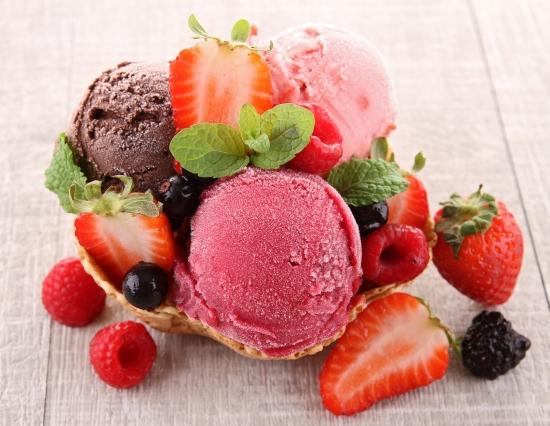 gelato velocissimo fatto in casa