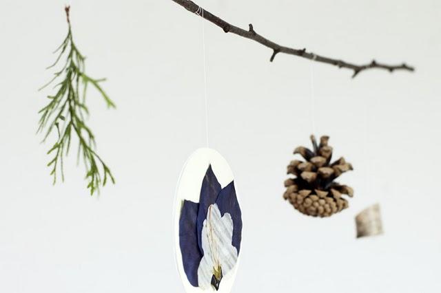 Lavoretti Di Natale Con Materiali Naturali.12 Lavoretti Con Materiali Naturali Mamma Felice